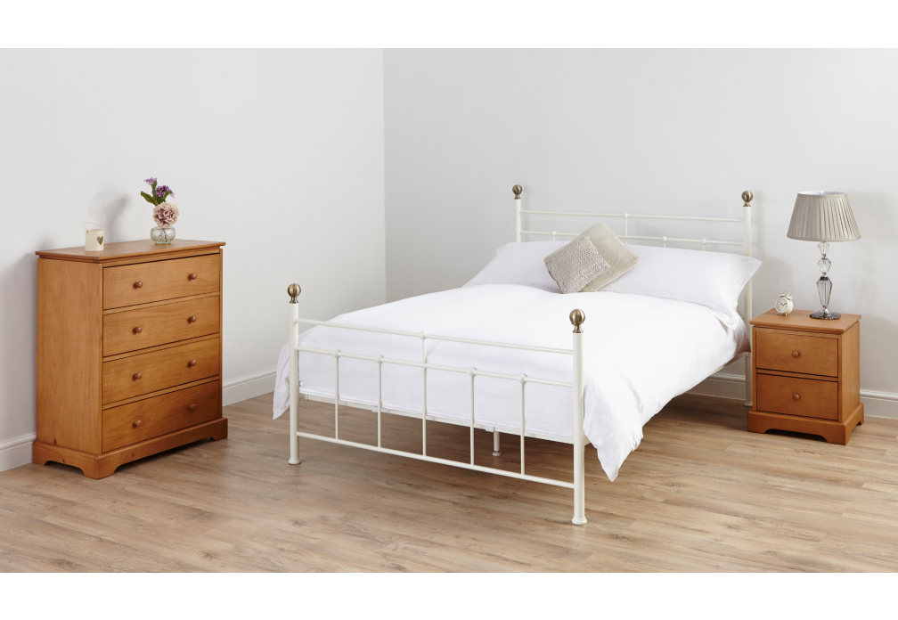 Piper King Size Bed Frame