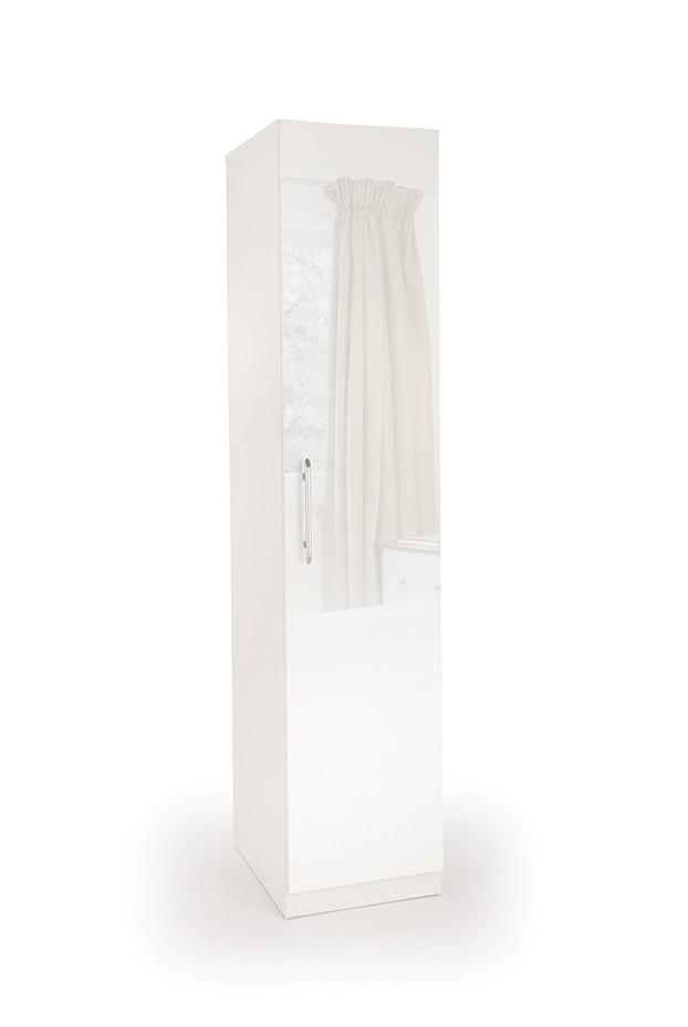 Connect Angel 1 Door Wardrobe