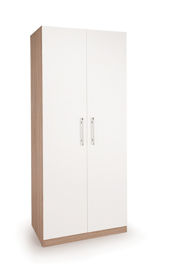 Connect Hyde 2 Door Wardrobe