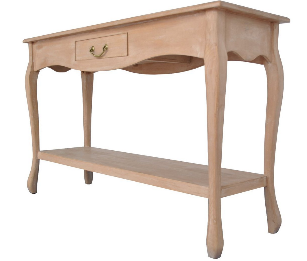 Rustique French Console Table