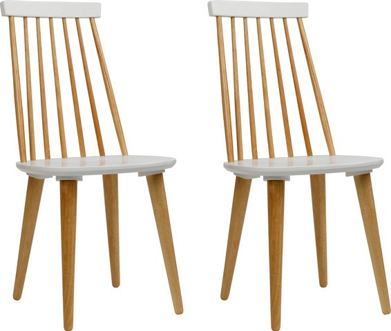 Pair of Herning Dining Chairs
