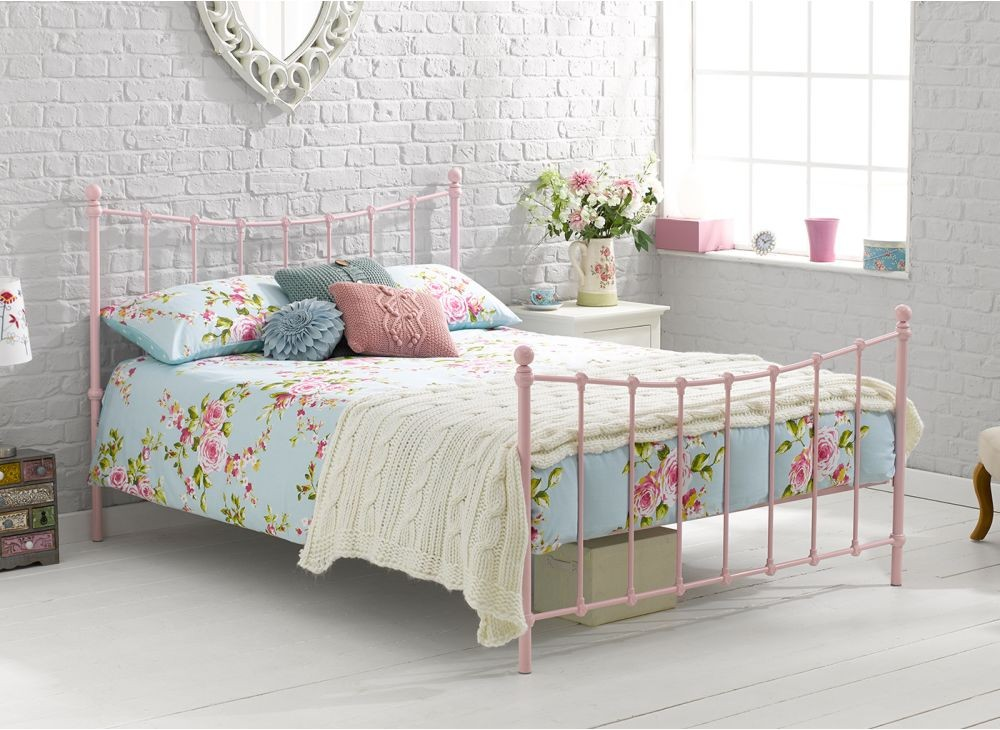 Jasmine King Size Bed Frame