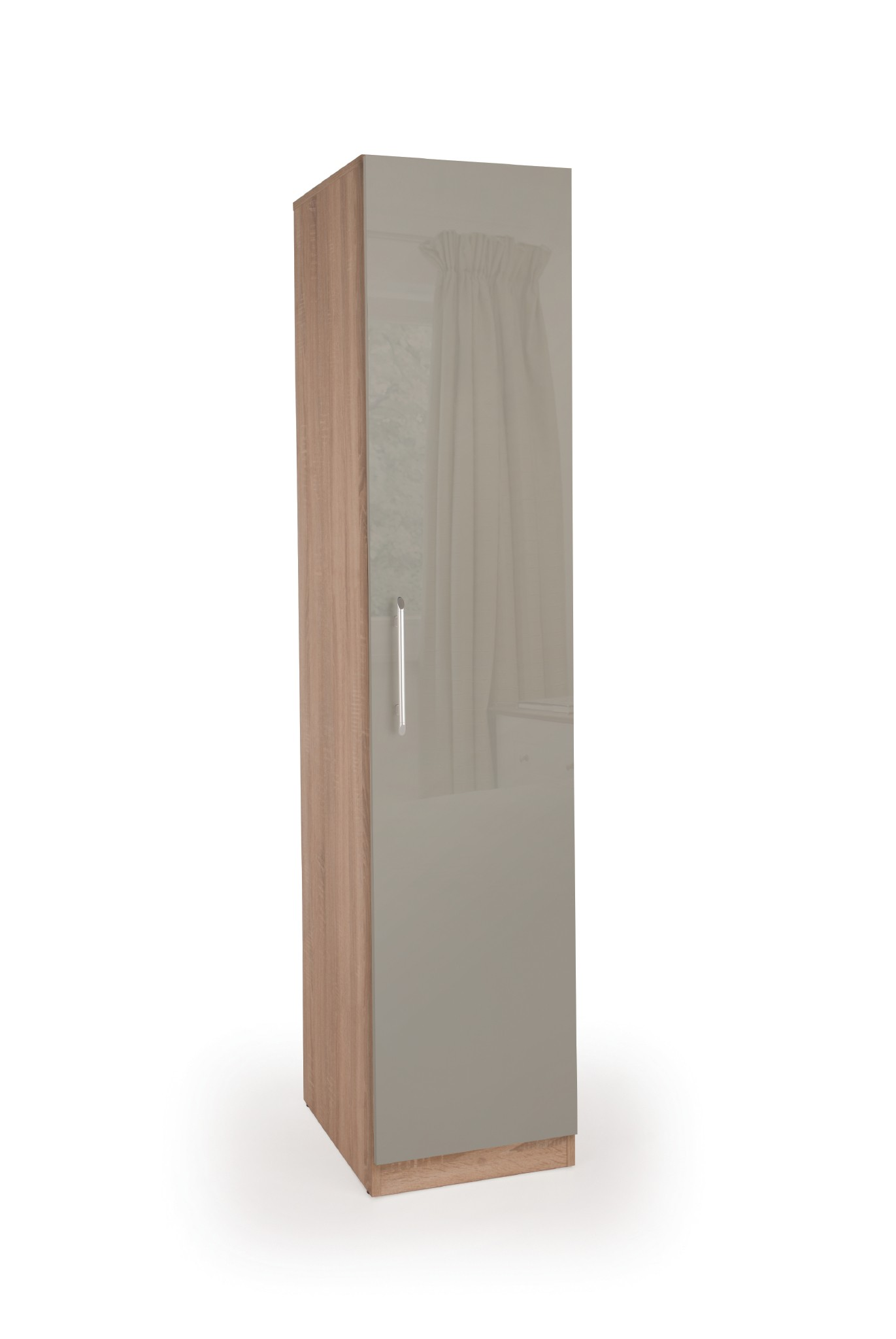 Connect Kensington 1 Door Wardrobe