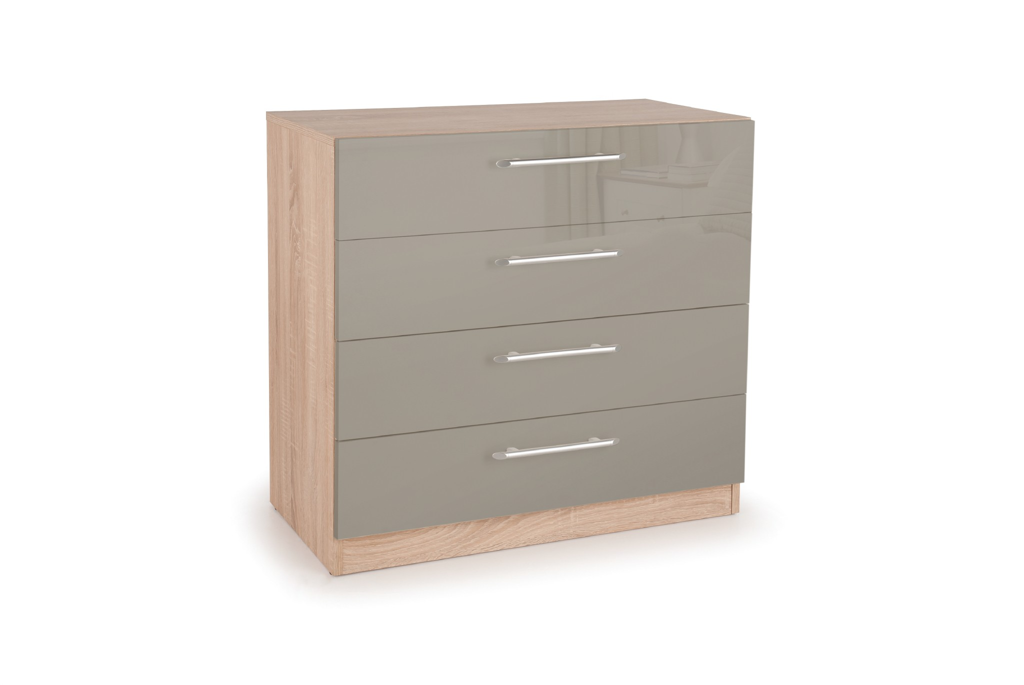 Connect Kensington 4 Drawer Chest