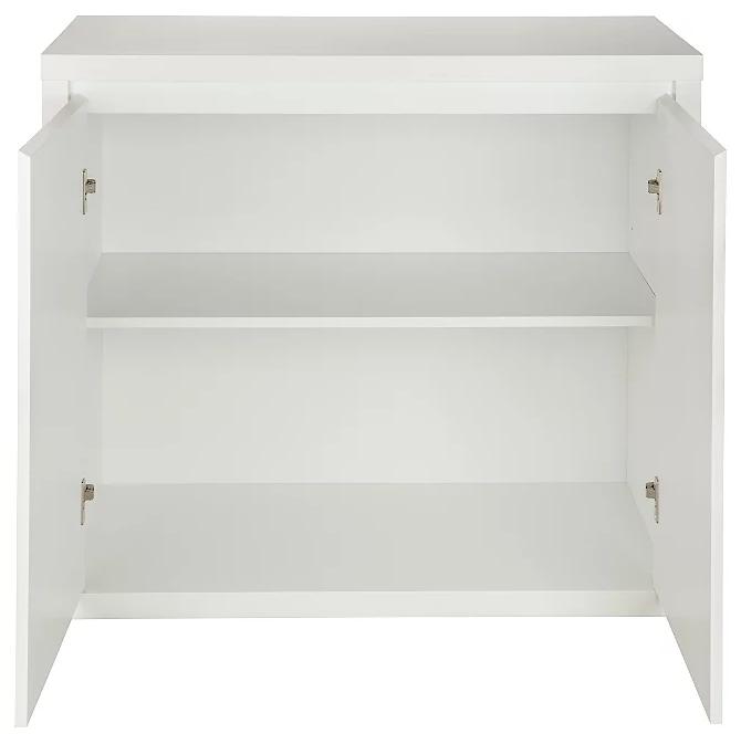 Bolton White Sideboard