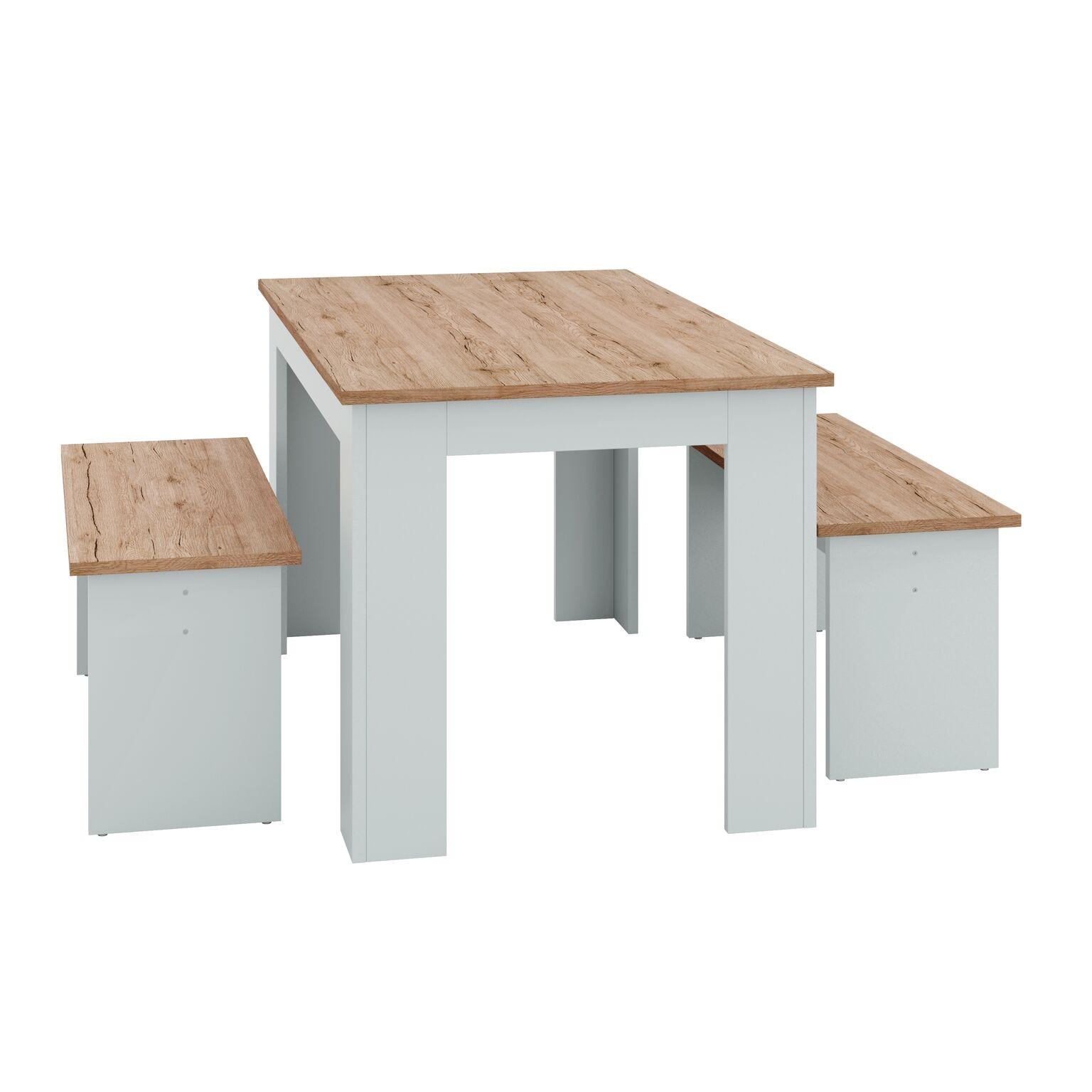 Dorchester Table & Bench Set