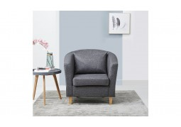 Kelly Tub Chair - Charcoal