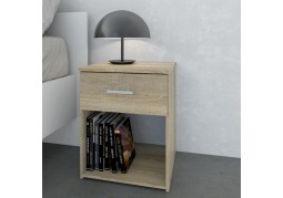 Space 1 Drawer Bedside