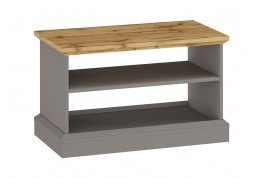 Ashover Coffee Table - Grey & Oak