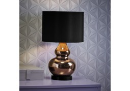 Cara Gold Ceramic Table Lamp