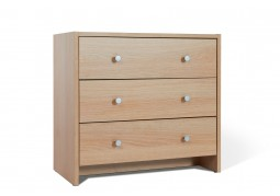 Kim 3 Drawer Chest