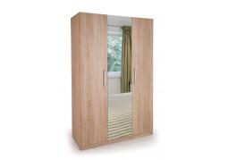 Connect Holborn 3 Door Wardrobe with Mirror