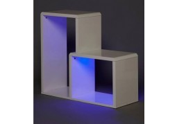 Hugo console unit with LEDS