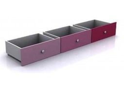 Mezzo Set Of 3 Drawers