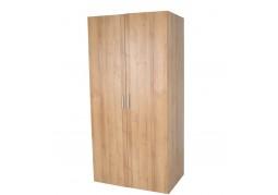 JAX 2 Door Wardrobe - Oak