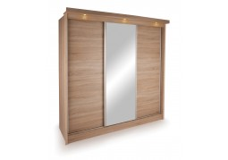 Oslo 3 Door Sliding Wardrobe