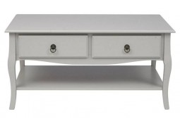 Antoinette Coffee Table - Grey