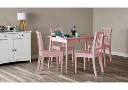 Sadie Dining Set - Pink