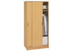 Fusion 2 Door Sliding Wardrobe
