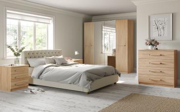 210 Hampton Bedroom Collection