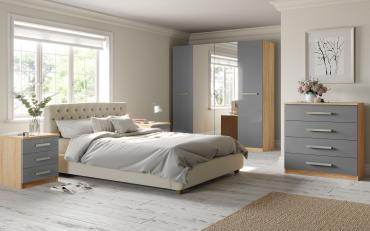 210 Genoa Bedroom Collection
