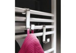 Clear Plastic Radiator Towel Rail Hooks