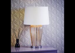 Naya Amber Glass Table Lamp