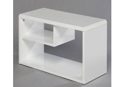 Hugo White TV unit